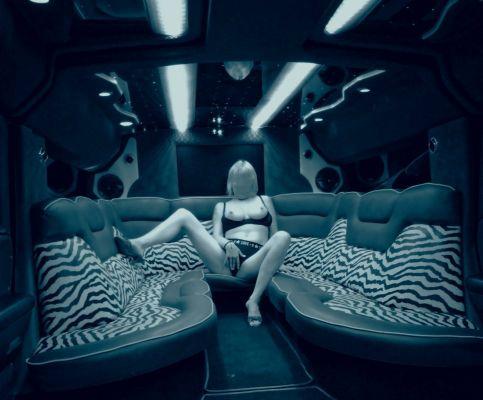 Настя — эротический массаж лингама от 5000 руб. в час